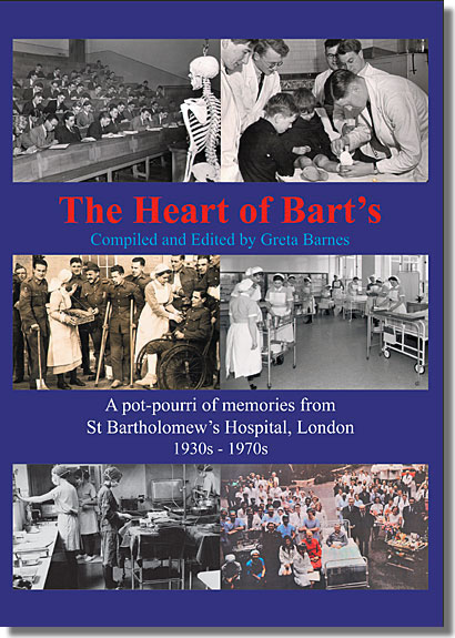 Heart of Bart's front cover